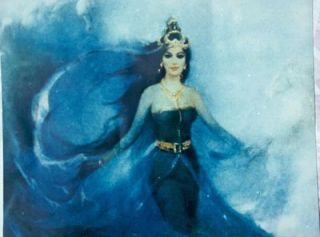 Nyi Roro Kidul : The Legend of A Mighty Ruler Of South Ocean