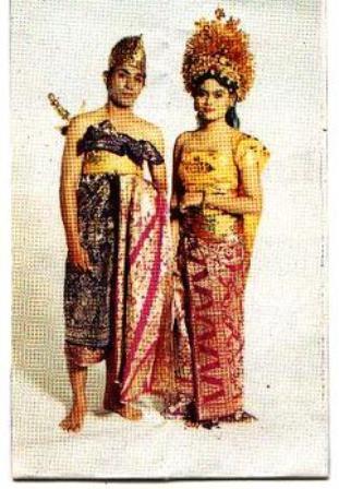 Pakaian adat pernikahan di Indonesia ~ MEDIA MUSISI DAN