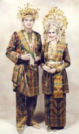 Kumpulan Pakaian Adat Perkawinan Nusantara | INDOCULTURE ...