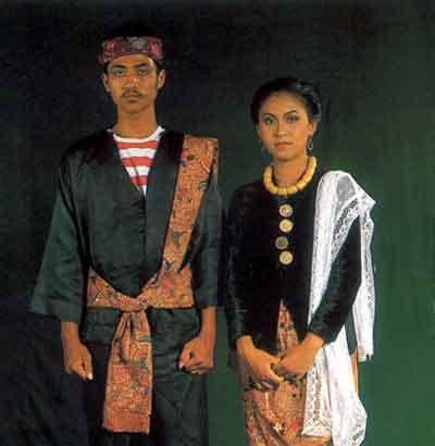 Image Result For Baju Adat Sunda