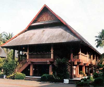 Traditional House in Indonesia – Mannaismaya Adventure's Blog
