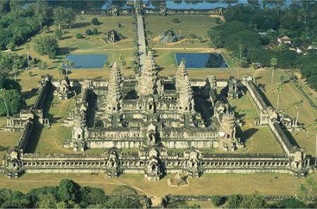 Khmer Empire Religion of The Khmer Empire That