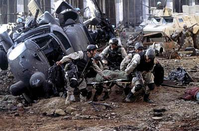 Battle of Mogadishu (1993), Black Hawk Down (3/6)