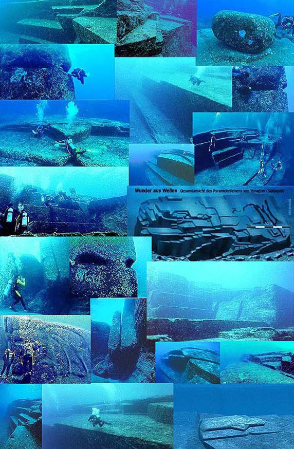 Yonaguni Monument (The Mysterious Underwater Structure) (6/6)