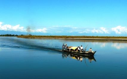 Bramhaputra Lake